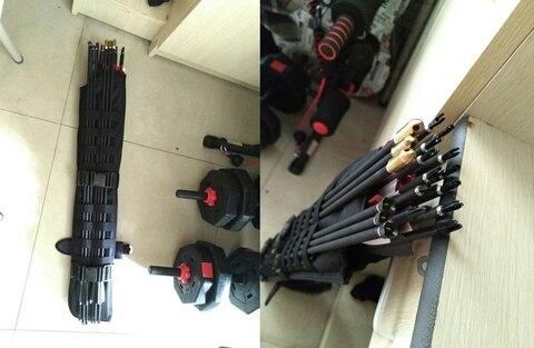 arcos de caca setas multi funcao rifle