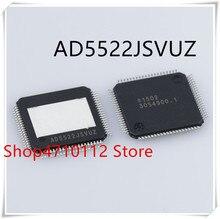 NEW 1PCS/LOT AD5522JSVUZ AD5522 TQFP-80 IC
