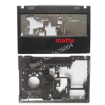 New for Lenovo G500 G505 G510 G590  Laptop Front Cover C COVER Palmrest COVER / Laptop Bottom Base Case Cover new for lenovo y520 r520 r720 palmrest cover laptop bottom base case cover
