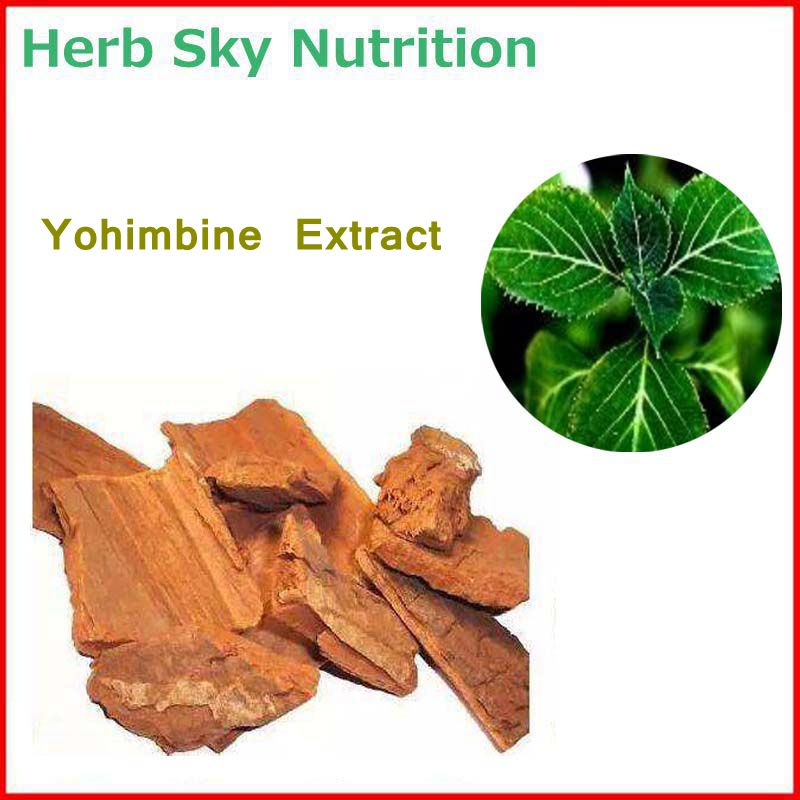 100% Natural& High quality Yohimbine Extract with free shipping, Men's health care natural water sorghum pigment extract 300g lot