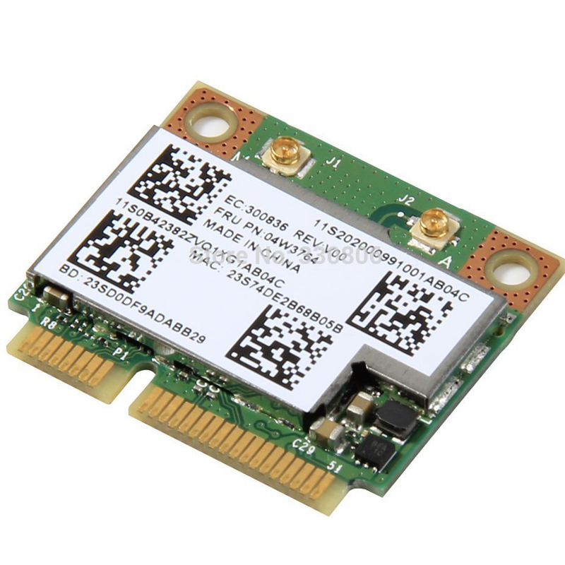 BCM943228HMB 802.11abgn+BT4.0 Wireless Card For <font><b>Lenovo</b></font> Thinkpad E530 E430 E435 S430 B430 S230U <font><b>T430U</b></font> Series,FRU 04W3764 20200098 image