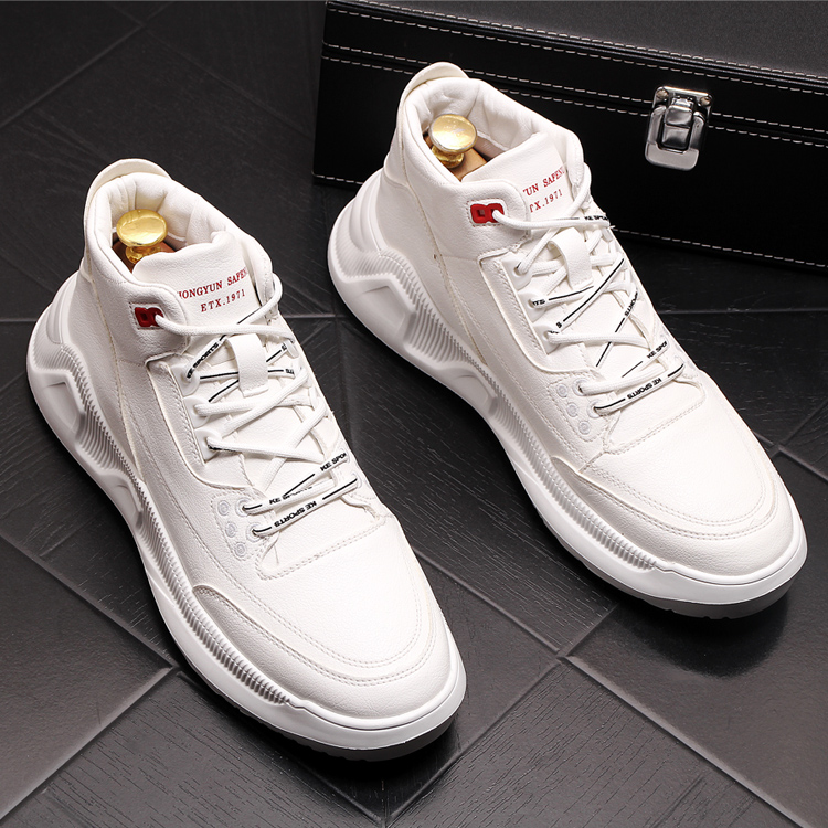 2019 Hip hops Popular men high quality casual shoes fashion sneakers comfortable soft Chaussures pour hommes white black zapatillas de moda 2019 hombre