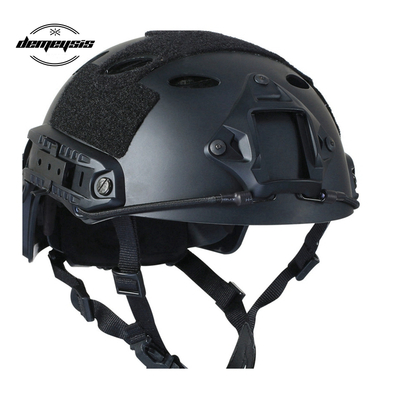 High Quality Military Tactical Helmet Airsoft Paintball Wargame Army Shooting Tactical Military Protective Fast Helmet