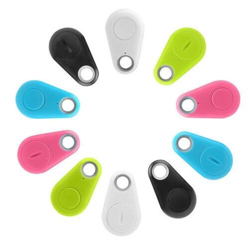 Mini GPS Pet Tracker Multi Color