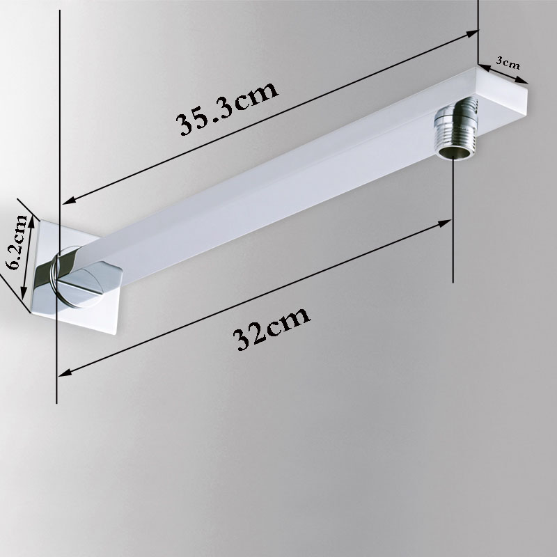 Free-Shipping-Wholesale-And-Retail-Conseal-Install-Shower-Fixed-Connecting-Pipe-Wall-Mounted-Solid-Brass-Shower