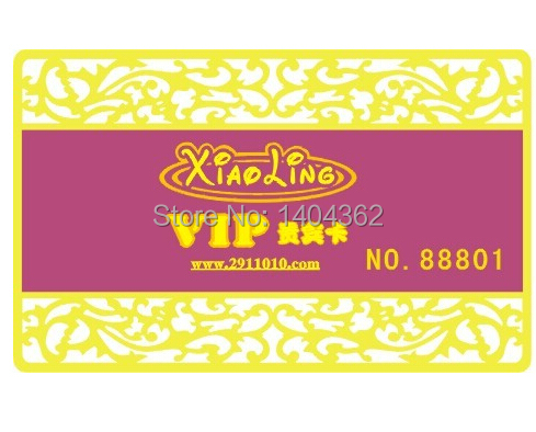 Image 2 - custom golden fancy borders Metal Business Card printing customized personal Visit/vip Card best quality for business card-in Business Cards from Office & School Supplies