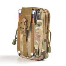 Горячая Мода D30 тактический Molle водонепроницаемый 1000D нейлоновая Мужская поясная сумка для отдыха на открытом воздухе поясная сумка Кошелек для монет телефон поясная сумка
