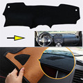 Brand New Painel Interior Tapete Photophobism Mat Pad Protetor Para Nissan March