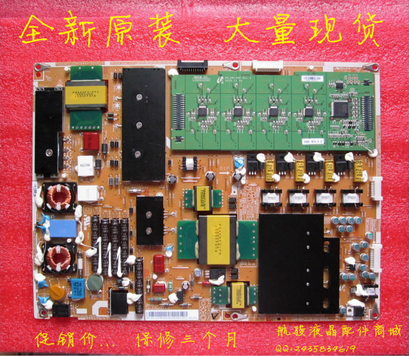 все цены на original TV power panel 46C8000 power board BN44-00362A for Samsung LCD TV онлайн