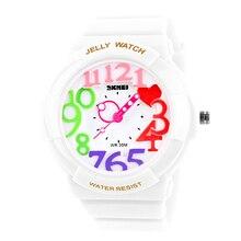Deporte Relojes de moda Para Niños Impermeables Relojes de Pulsera de Cuarzo de la Muchacha Muchachos Niños Relojes Reloj Reloj de Pulsera Colorida