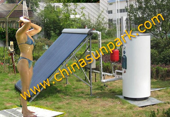 Diy Solar Water Heater In Solar Water Heaters From Home