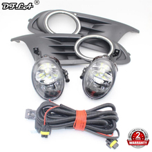 LED Car Fog font b Lamp b font For VW Golf 6 MK6 2009 2010 2011