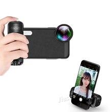 Bluetooth смартфон стабилизатор беспроводной ручной захват селфи фото Stablizer держатель с затвором для IPhone IOS телефона Android