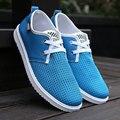 Новый Мужчины Гамп Обувь Сетка Обувь Случайные Корейской мужская обувь. LDZ-699