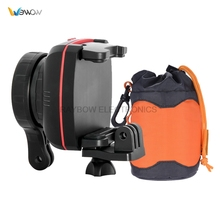 Wewow Sport X1 Single 1 Axis Handheld Gimbal Stabilizer for GoPro Hero SJCAM Action Cameras for Samsung iPhone Smartphones