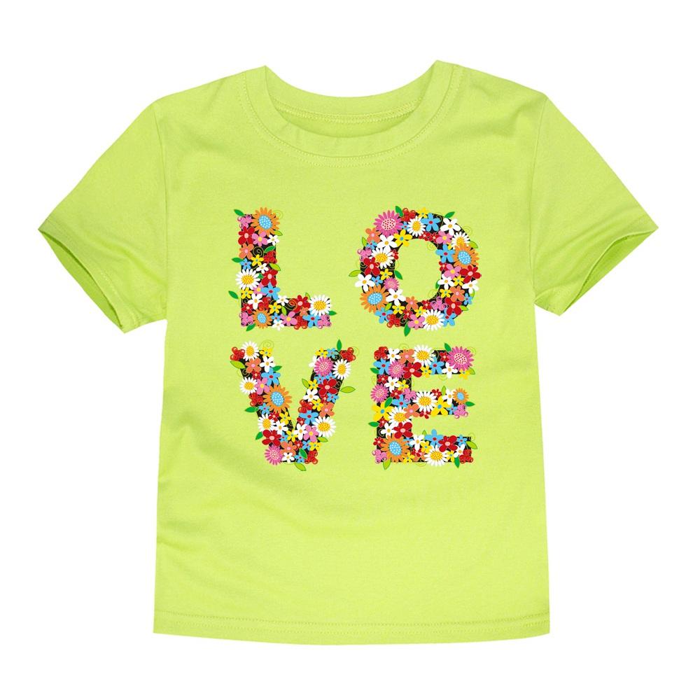 HTB13c9FSFXXXXbGXXXXq6xXFXXXV - SMHONG 2017 Baby Girls Flower T-shirt Summer Clothing for Girl Kids Tees Children Short Sleeve T shirt 100% cotton Top quality