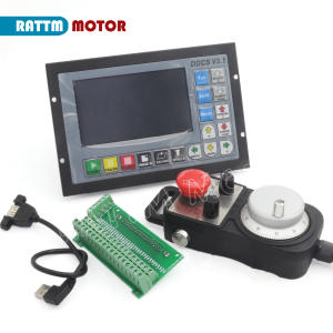 Emergency-Stop Engraving-Machine Motion-Controller DDCSV3.1 Off-Line Standalone MPG 100
