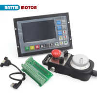 DDCSV3.1 Standalone Motion Controller off-line 100 Pulse MPG Handwheel Emergency Stop for CNC Router Engraving Machine