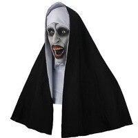Страшные маски монашек #1