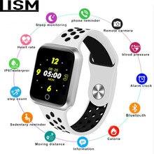 Smart watch Pedometer Heart Rate Blood Pressure Monitor Smartwatch IP 67 Waterproof Watches for Men Women Reloj Watch