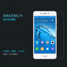 NILLKIN Amazing  Nanometer Anti-Explosion Tempered Glass Screen Protector for HUAWEI Enjoy 6S Tempered screen guard