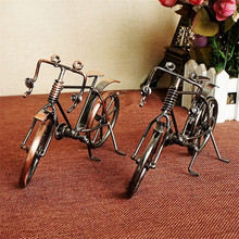 Vintage Style Bicycle Shaped Statuette