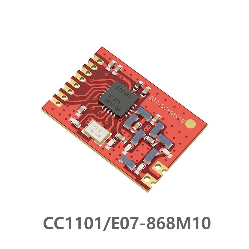 CC1101 868MHz Long Range SPI Transceiver Rf Module Ebyte E07-868MS10 Wireless Transmitter Receiver 868 MHz