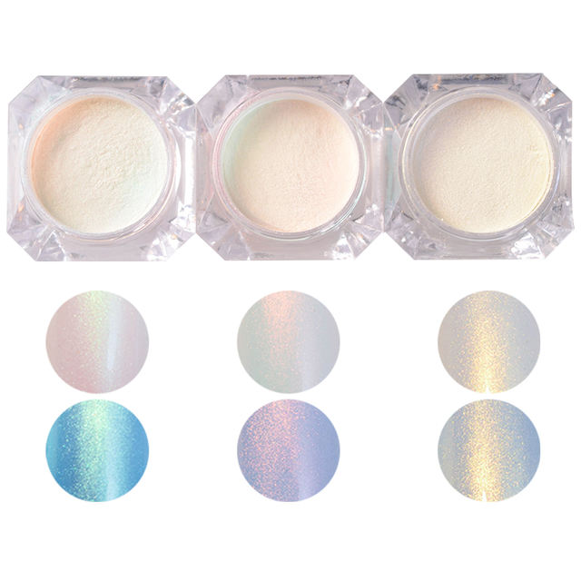 2g/Box Nail Glitter Powder