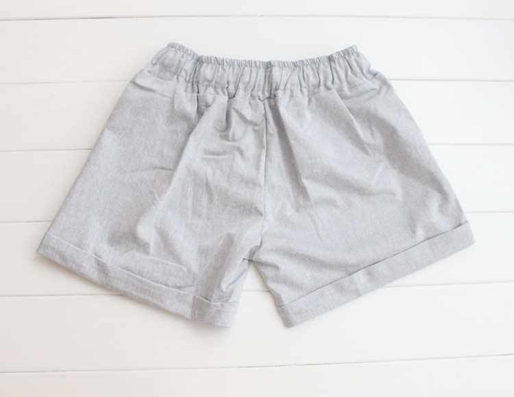 Summer Style Shorts Women Candy Color Elastic With Belt Short Women 51