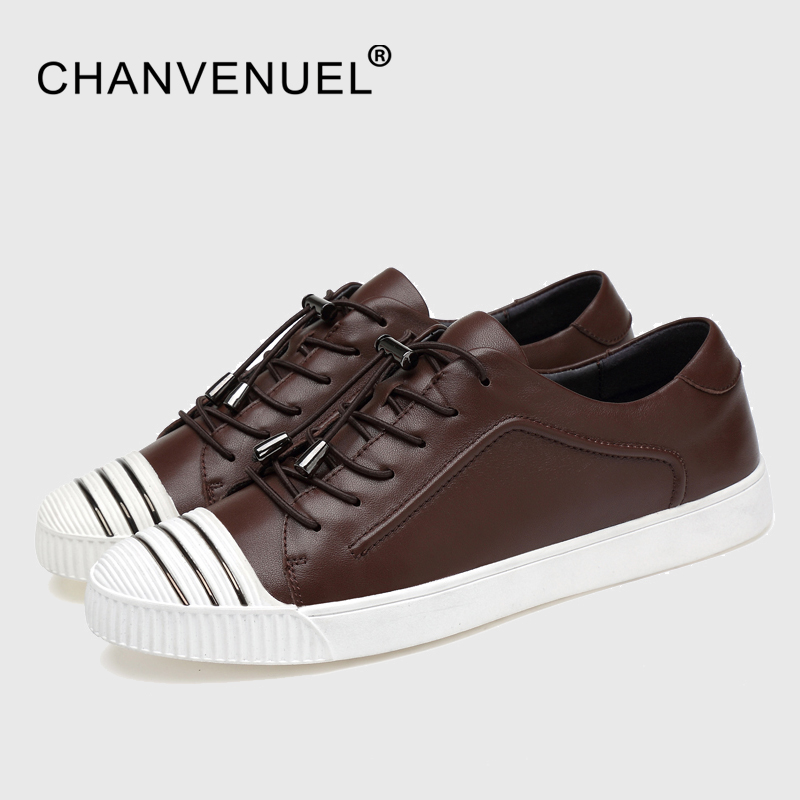 Autumn Winter Genuine Leather Shoes Men Casual Loafers Lace Up Shoes For Men Boys Black Male Shoe Cow Leather High Quality Big high quality genuine leather men shoes lace up casual shoes handmade driving shoes flats loafers for men oxfords shoes