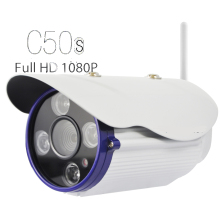 VStarcam C50S Full 1080P HD ONVIF WIFI IP Bullet Camera with 4 Super Power Night Vision LED Can Reach 35meters IR Distance