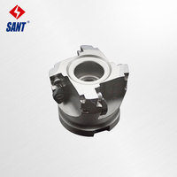 High feed milling cutter Indexable milling cutter insert SDMT09T3 DM disc XK01
