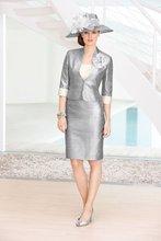 percuma penghantaran jaket de soiree 2014 fesyen baru jaket pengantin gaun vestido de festa longo femininos ibu pakaian pengantin