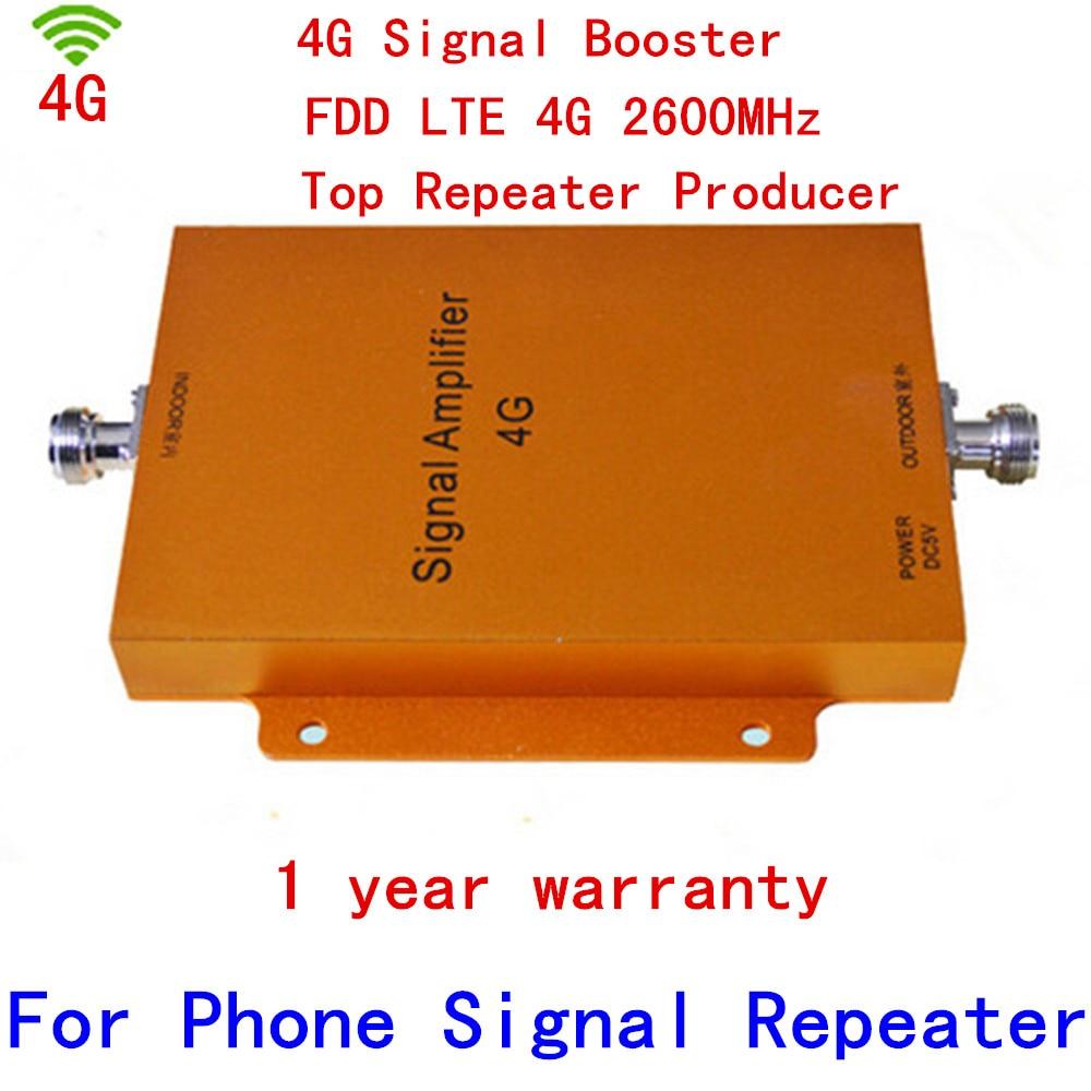 New 4G Repeater 65dbi LTE Booster FDD LTE Repeater 4G Signal Booster 4G 2500-2570mhz 2620-2690mhz Booster LTE 4G Booster
