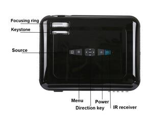 Image 3 - WZATCO CTL60 안드로이드 9.0 와이파이 5500 루멘 풀 HD 휴대용 TV LED 프로젝터 1080P 4K 비디오 게임 홈 시네마 용 HDMI LCD 비머