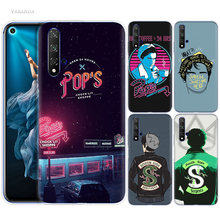 TV Riverdale SouthSide Case for Huawei Honor 8X 8C 8 9 10 20 Play 8A lite Pro V20 Y9 Y7 Y6 Y5 Prime 2018 2019 TPU Phone Bags Cas(China)
