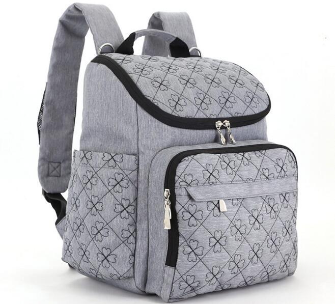 Дизайнер мать рюкзак для беременных сумка Многофункциональный Пеленки сумки хранения Baby Care bag Коляски Сумки смена подгузников Организатор