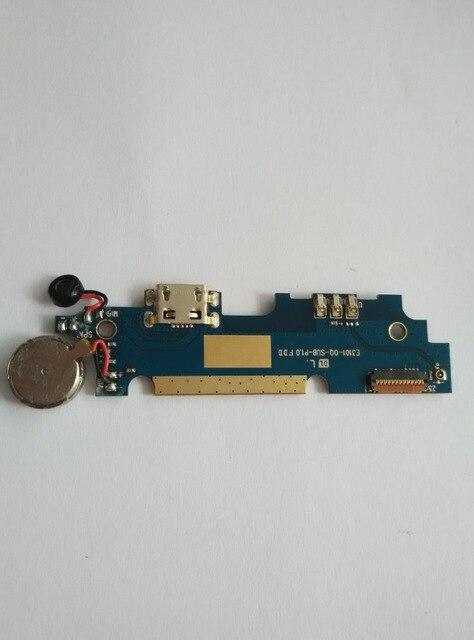 """Использовать Оригинальный USB Plug Заряд Доска + вибрация Двигателя Для OUKITEL K4000 MTK6735 Quad Core 5.0 """"HD 1280 х 720 Бесплатная доставка + Отслеживание"""