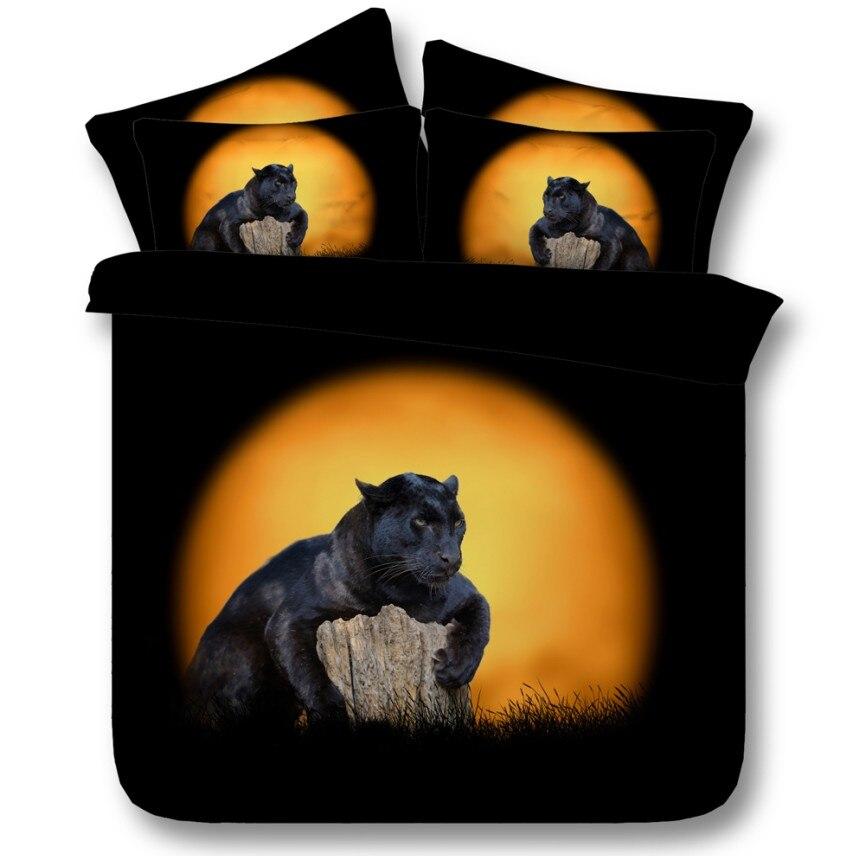 popular black panther bedding-buy cheap black panther bedding lots