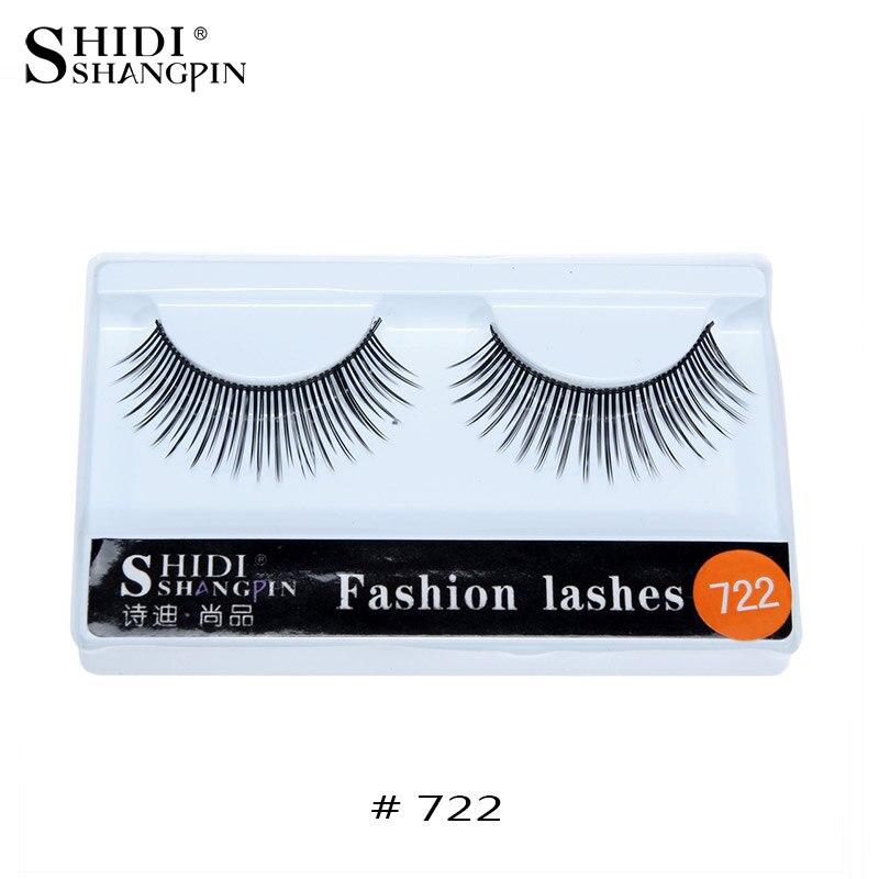 10 pairs of false eyelashes natural makeup travelling kits wispy fake eye lashes eyelash extension fake false eyelash lashes