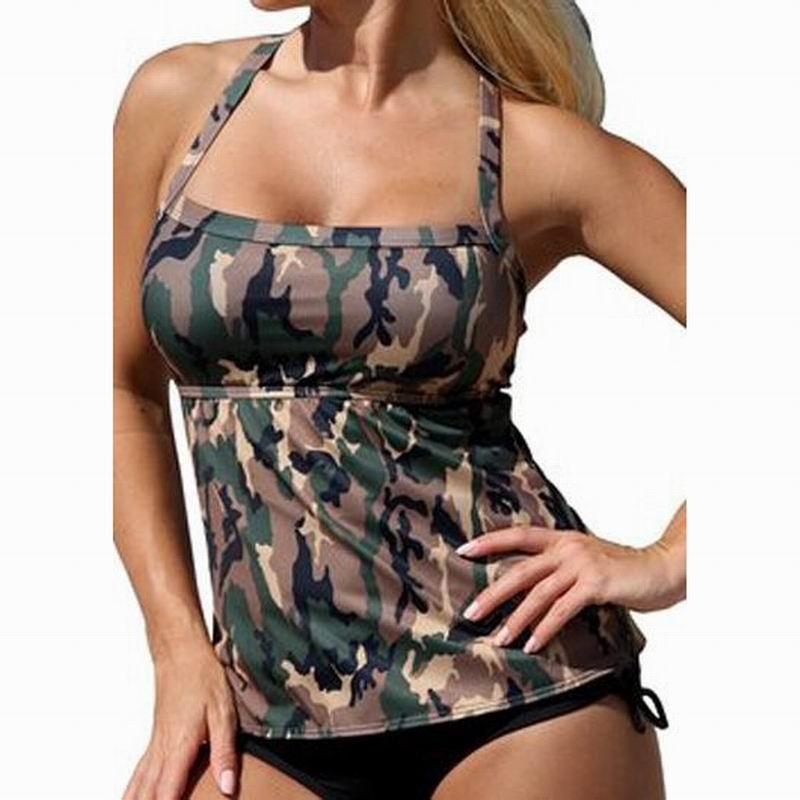 Camouflage Bikini No. 8520 S M L XL XXL XXXL XXXXL 4XL 5XL XXXXXL