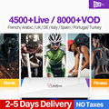 Leadcool Arabic France IPTV Receiver Android Box Rk3229 Quad-Core WIFI Smart IP TV Box Leadcool Belgium Arabic France IPTV Italy