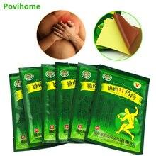 48 piezas 6 bolsas Vietnam rojo bálsamo de tigre tratamiento yeso músculo  del hombro dolor dura parche de alivio cuidado de la s. f1886c385591