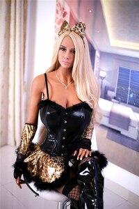 Image 1 - Yannova 93 158cm Full Size mens realistic sex doll Lifelike Europe blond Green eyes LOVE doll real TPE dolls