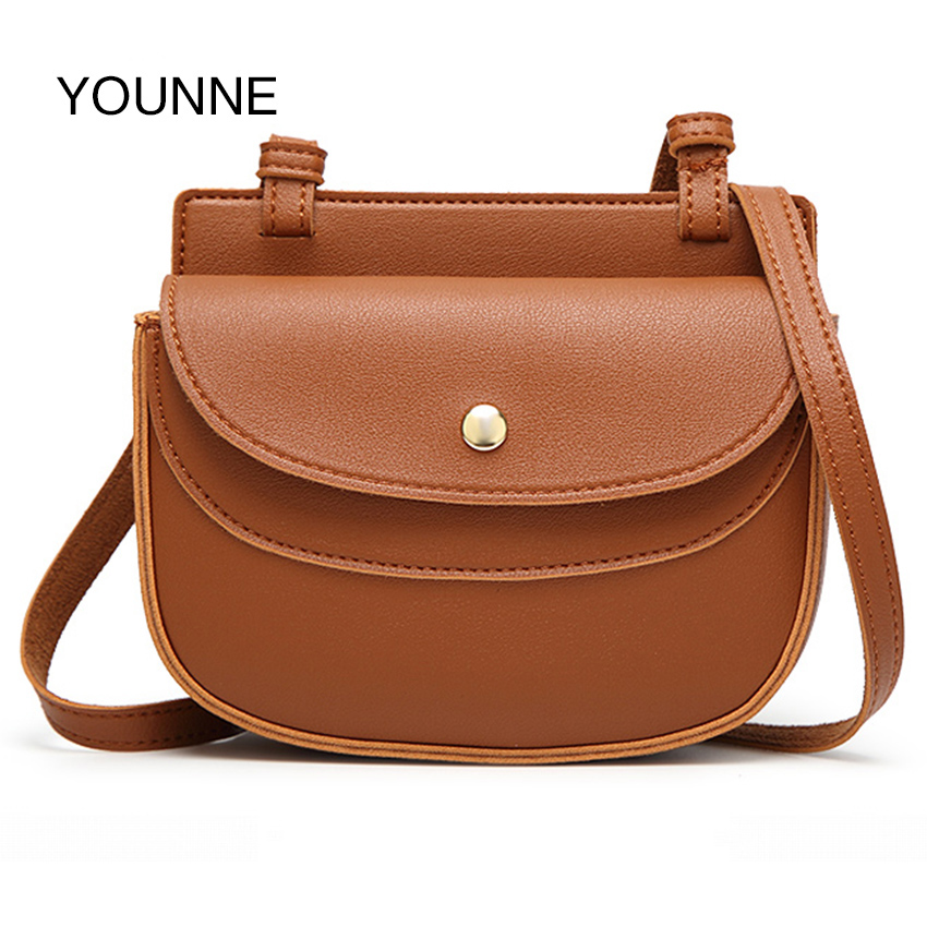 YOUNNE Wome Daily Clutches Leather Crosssbody Bags Messenger Bags Ladies Casual Party Bag Designer Handbags Gray Bolsas Feminina