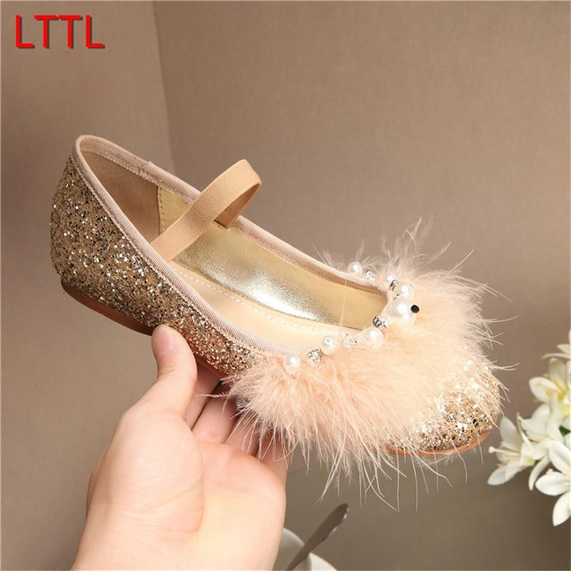 New Design Glitter Pearl Diamond Feather Ballet Flats Elastic Band Bling Bling Sequins All Season Casual Shoes Woman пена монтажная mastertex all season 750 pro всесезонная