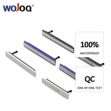 WOJOQ New USB Charging Port Dust Plug Cover For Sony Z2 L50W D6503 D6502 D6543 Micro SD Port + SIM Card Port Slot Cover-in Mobile Phone Housings from Cellphones & Telecommunications on Aliexpress.com | Alibaba Group