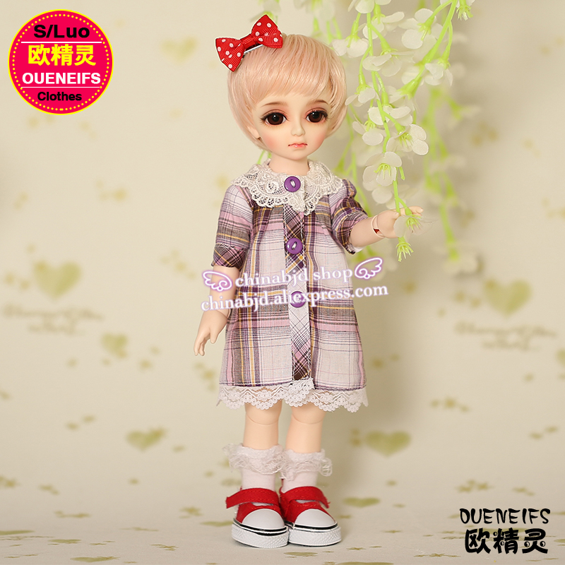 OUENEIFS customization original clothes skirt  Leisure jumpsuits big yards bjd sd clothes 1/6 body YF6-95 have not doll or wig oueneifs girl boy baby jumpsuits send cap customization bjd clothes doll 1 12 clothes yf12 29 30 31 32 have not wig or doll