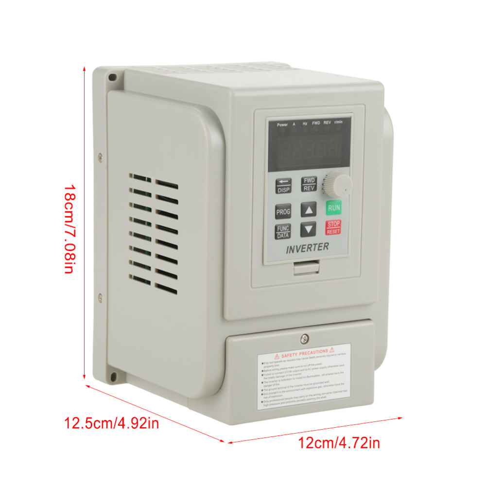 Ac 220v 15kw 8a Frequency Converter Variable Drive Vfd Motor Wiring Gs02875 6 4