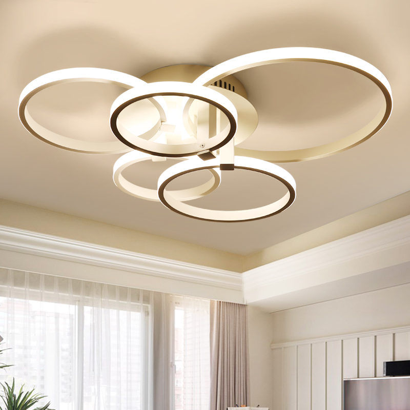 Buy new arrival led ceiling lights living - Lamparas de led para techo ...